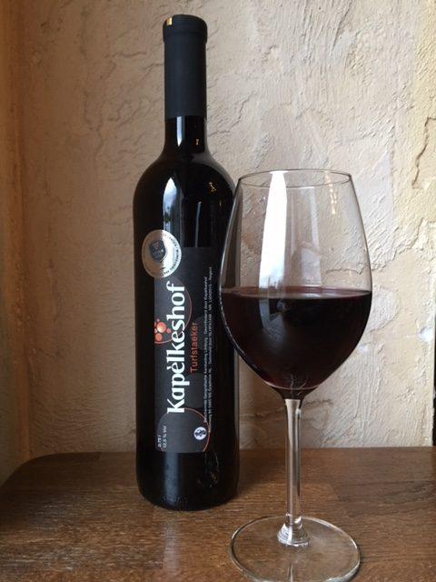 Rode wijn - Turfstaeker